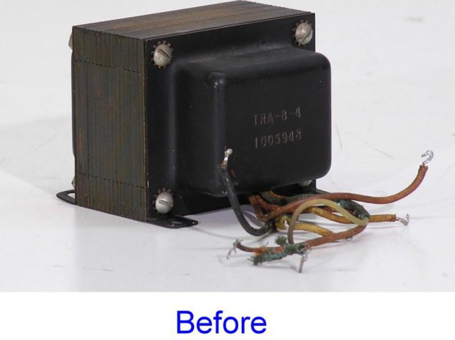HH Scott LK-72 Tube Amplifier Output Transformer OPT TRA-11-2 352139